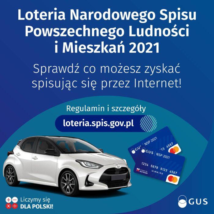 Loteria Narodowego Spisu